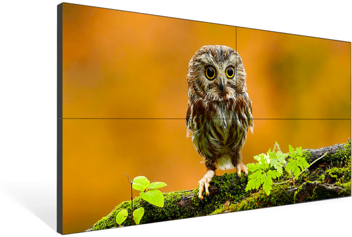 video-wall-narrow-bezel