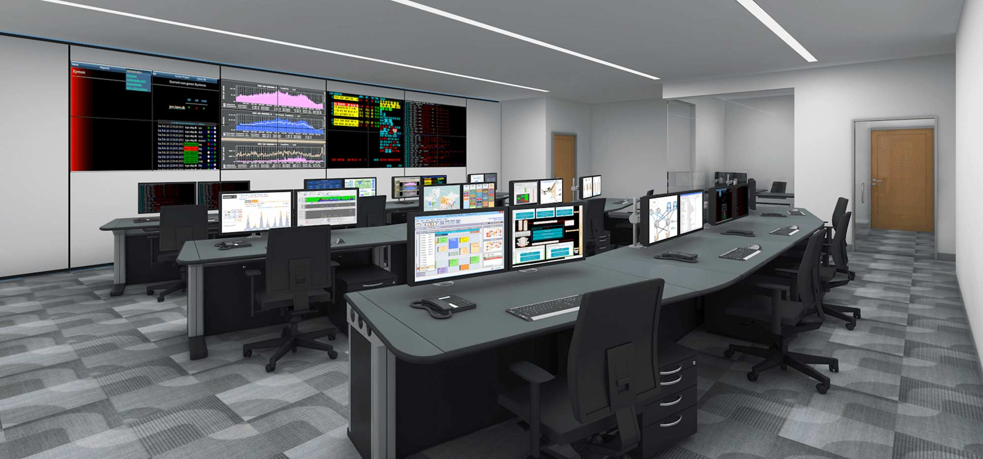 HDBaseT Matrix Switcher 1