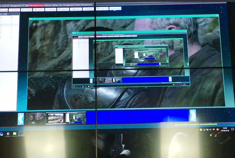 Video Wall Processor 5