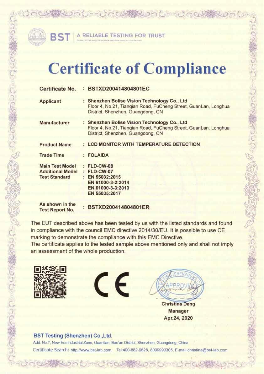 Certifications 6
