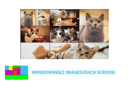 Video Wall Processor 10