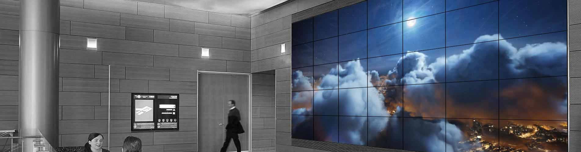 LCD Video Wall Solution 1