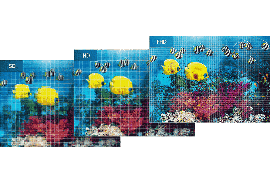 LCD Video Wall 2